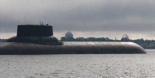 Rusya hipersonik 'Tsirkon' füzesini ilk defa nükleer denizaltıdan fırlattı