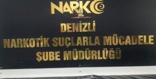 Denizli'de 26 zehir taciri gözaltına alındı