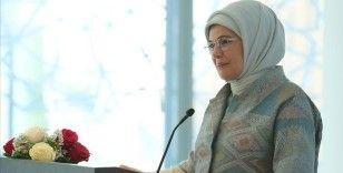 Emine Erdoğan: Çevre konusunu kriz olmaktan çıkarmak hepimizin ortak sorumluluğu