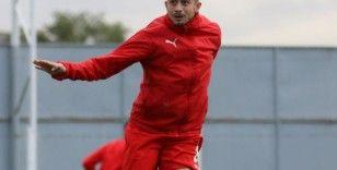 Sivasspor'lu futbolcu Kerem Atakan Kesgin'in acı günü