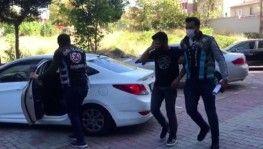 Ataşehir'de polisle pazarlık yapan değnekçiler kıskıvrak yakalandı