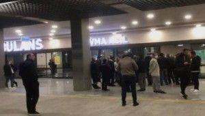İkitelli'de sanayi sitesinde 11 kişi kimyasal maddeden zehirlendi