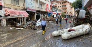CHP Kastamonu Milletvekili Baltacı, sel felaketi ile ilgili Meclis Araştırma Komisyonu kurulmasını teklif etti