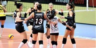 Kadınlar Şampiyonlar Kupası: VakıfBank: 0 - Eczacıbaşı Dynavit: 0