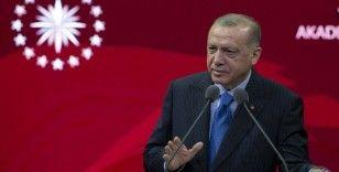 Cumhurbaşkanı Erdoğan: Üniversitelerimizde eğitim öğretimin kesintisiz sürmesi konusunda kararlıyız