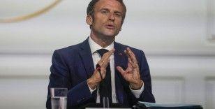 Macron'dan Cezayir ile diplomatik gerilimi hafifletmek için diyalog çağrısı