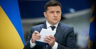 Zelenskiy, Rusya'nın Kırım'da seçim yapmasına ilişkin yaptırımları yürürlüğe koydu