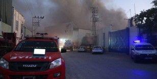 Mersin'deki yangın kontrol altına alındı