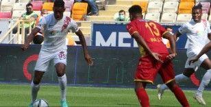 Yeni Malatyaspor'da sezonun ilk 8 haftasında en çok süre alan Wallace oldu