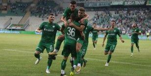 Bursaspor hazırlık maçında Fatih Karagümrük'le karşılaşacak