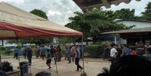 Guatemala'da aşı karşıtları sağlık ekiplerine saldırdı, yaklaşık 50 doz aşıyı yok etti