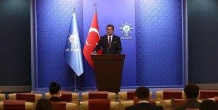 AK Parti Sözcüsü Çelik: Türkiye'nin dev bir yatırım üssü haline geldiği, dünyanın her tarafında gözlemlenen bir durumdur