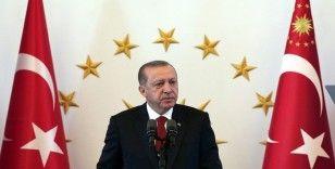 """Cumhurbaşkanı Erdoğan: """"110 bin üzerinde yeni yatağı öğrencilerimizin hizmetine sunacağız"""""""
