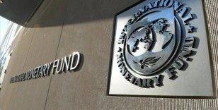 IMF, küresel büyüme tahmininin bu yıl yüzde 6'nın altında kalacağını öngörüyor