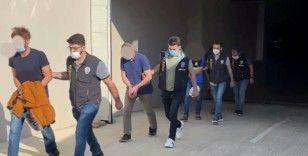 İnternet üzerindeki alışveriş sitelerinde 27 kişiyi dolandıran 4 şahıs yakalandı