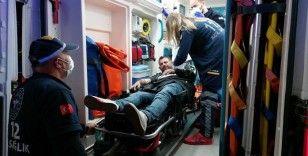 Kafede silahlı saldırı: 2 yaralı