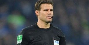Türkiye - Norveç maçını Felix Brych yönetecek