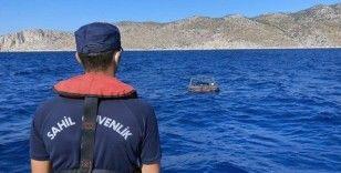 2 can salında 26 göçmen kurtarıldı