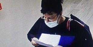 Şişli'de özel bir hastaneyi mesken tutan yabancı uyruklu kadın hırsız, doktorun çantası çaldı