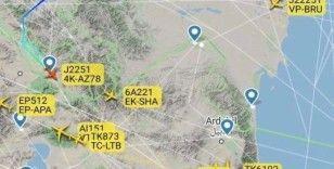 Azerbaycan Havayolları, Ermenistan hava sahasını kullanmaya başladı