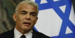 İsrail Dışişleri Bakanı Lapid'den yeni 'normalleşme anlaşmaları' mesajı