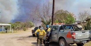 Arjantin'de çıkan orman yangınlarından 2 kişi öldü