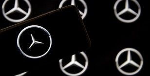 Mercedes-Benz'in araç teslimatları üçüncü çeyrekte çip kıtlığı nedeniyle yüzde 30,2 düştü