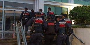 Giresun'daki kablo hırsızları tutuklandı