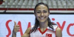 Milli libero Simge Aköz, Türk voleybolunun geleceğinden umutlu