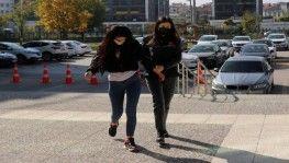 Otobüsteki kadın yolcudan yüklü miktarda uyuşturucu hap çıktı