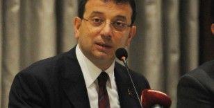 """""""Tek konsantrasyonum İstanbul'a çok önemli hizmet yapan büyükşehir belediye başkanı olmak"""""""