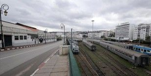 Cezayir'in başkentindeki metro, Fransız ortak olmadan hizmet vermeye başladı