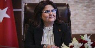 Aile ve Sosyal Hizmetler Bakanı Yanık: 'Biz birlikte güçlüyüz'