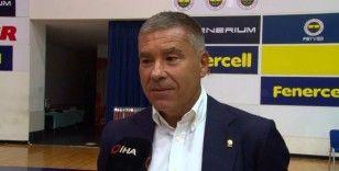 Kemal Danabaş: 'Euroleague şampiyonluğu için bu yola baş koyduk'