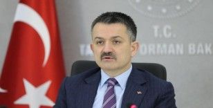 Bakan Kurum: 'Taksim Camii'nin güçlü Türkiye'nin doğuşunun işaret taşı olduğunu biliyoruz'