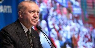 Cumhurbaşkanı Erdoğan: Salgın başladığından beri, enerji sektöründe fiyatları en alt seviyede tuttuk