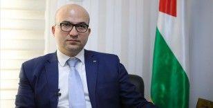 Filistin Kudüs İşleri Bakanı Hedmi: Kudüs sakinleri, hayatın her alanında bir savaşla karşı karşıya