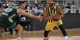 THY Euroleague: Panathinaikos: 91 - Fenerbahçe Beko: 87