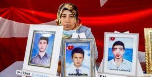 Diyarbakır annelerinden Elhaman: Gençlerimizi kandırıp dağlarda, taşlarda çürütüyorlar