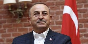 Dışişleri Bakanı Çavuşoğlu: Sadece ilkeli ve insani diplomasi aracılığıyla küresel engellerle mücadele edebiliriz