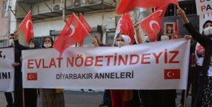 Diyarbakır annelerinden Hakkarili annelere destek