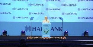 Emine Erdoğan: ''Kadın girişimciliğin desteklenmesi umut verici''