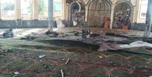DEAŞ Afganistan'daki camiye düzenlenen terör saldırısını üstlendi