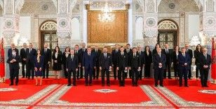 Fas'ta Aziz Ahnuş liderliğindeki koalisyon hükümeti görevine başladı
