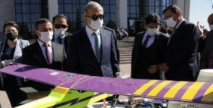 Savunma Sanayii Başkanı Demir: Bütün dünya şu an SİHA'ları konuşuyor
