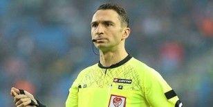 FIFA'dan Abdulkadir Bitigen'e görev