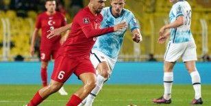 2022 Dünya Kupası Elemeleri: Türkiye: 1 - Norveç: 1 (Maç sonucu)