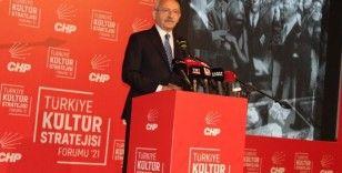 Kemal Kılıçdaroğlu: 'İktidara geldiğimizde, sağlıklı bir sanat ve kültür politikası oluşturmak zorundayız'