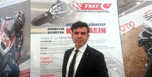 TMF Başkanı Bekir Yunus Uçar: 'TMF Token ile motosiklet kazanacak'