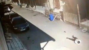 Bursa'da husumetlisini böyle vurdu